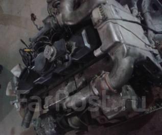 Двигатель в сборе. Nissan Homy Двигатели: TD27, TD27ETI, TD27T, TD27TI