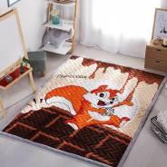 Детский стеганный коврик-одеяло для игр