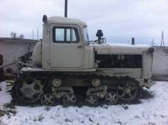 Вгтз ДТ-75Б. Продается трактор ДТ-75Б в Омске