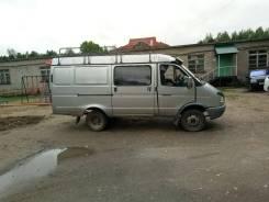 ГАЗ ГАЗель. Продам грузопассажирскую газель, 2 500 куб. см., 1 500 кг.