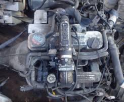Двигатель в сборе. Nissan Terrano, WBYD21 Двигатели: TD27T, TD27TI