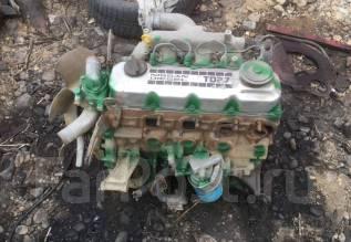 Двигатель в сборе. Nissan Atlas, P4F23 Двигатель TD27