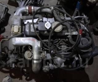 Двигатель в сборе. Nissan Caravan, ARMGE24 Двигатели: TD27, TD27ETI, TD27T, TD27TI