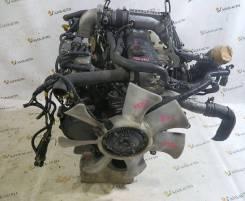 Двигатель в сборе. Nissan Mistral, R20 Двигатель TD27T