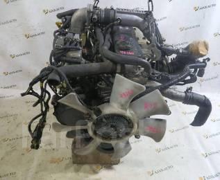 Двигатель в сборе. Nissan Mistral, R20 Двигатели: TD27T, TD27TI