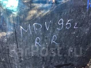 Стекло боковое. Mazda MPV