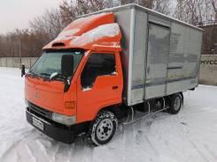 Toyota Dyna. Грузовой фургон , 1996 г. в., 4 100 куб. см., 3 500 кг.