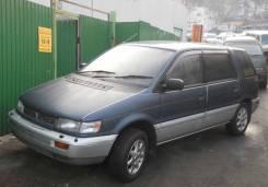Mitsubishi Chariot. 4G63