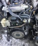 Двигатель в сборе. Nissan Mistral, R20