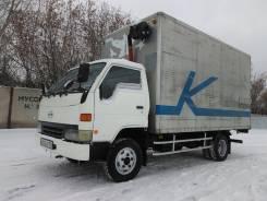 Hino Ranger. Фургон , 1996 г. в., 4 100 куб. см., 3 500 кг.
