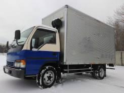 Isuzu Elf. Грузовик , 1998 г. в. Фургон, 4 300 куб. см., 3 500 кг.
