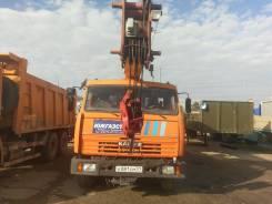 Углич КС-3577-3К. Продается автокран КС-3577-3К на базе Камаз-43253, 6 692 куб. см., 16 000 кг., 14 м.