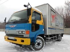 Hino Ranger. Грузовик , 1993 г. в. Фургон 25 м3, 6 000 куб. см., 5 000 кг.