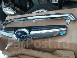 Дефлектор капота. Subaru Forester, SJ5 Двигатель EJ20A