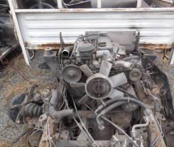 Двигатель в сборе. Nissan Atlas, M6F23 Двигатель TD23