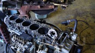 Ремонт легкового и грузового двигателя автомобиля.
