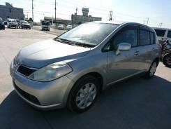 Nissan Tiida. автомат, передний, 1.5, бензин, 134 тыс. км, б/п, нет птс. Под заказ