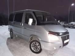 ГАЗ 2217 Баргузин. Продам ГАЗ 2217 (Баргузин), 2 464 куб. см., 7 мест