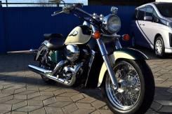 Honda Shadow 400. 400 куб. см., исправен, птс, без пробега