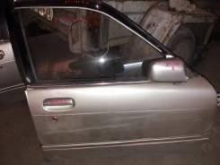 Дверь Toyota Carina AT170, правая передняя