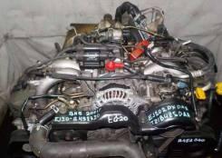 Двигатель в сборе. Subaru: Legacy B4, Forester, Exiga, Impreza, Impreza WRX, Legacy, Impreza WRX STI, Impreza XV Двигатель EJ20