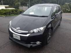 Toyota Wish. автомат, передний, 1.8 (130 л.с.), бензин, 97 тыс. км, б/п. Под заказ