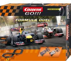 Автотрек Carrera Go! Formula Duel 62270