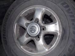 Toyota. x16, 5x139.70