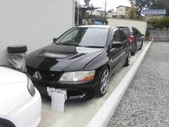 Mitsubishi Lancer Evolution. механика, 4wd, 2.0, бензин, 125тыс. км, б/п, нет птс. Под заказ