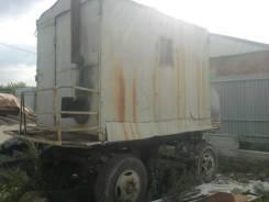 КМЗ. Продам строительный вагончик (бытовка) на колесах