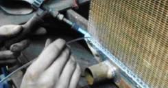 Ремонт радиаторов охлаждения, печки
