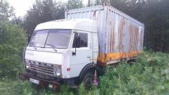 Грузовик КаМАЗ. 2 000 куб. см.
