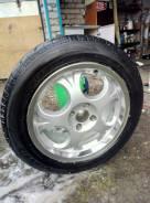 Колеса Bridgestone BEO c резиной Tigar Sineris. 7.0x16 4x100.00 ET38 ЦО 63,3мм. Под заказ