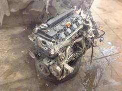 Двигатель в сборе. Honda Accord, CU1, CU2