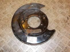 Щит опорный задний левый 2009- Kia Sorento