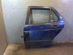 Дверь боковая Saab 9-5 1997-2005, левая задняя