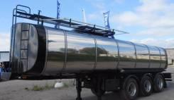 Капри. Продается битумовоз-цистерна (РФ) модель ППЦ-25 (Т), объем 25м3, 1 000 куб. см.