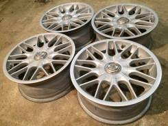 Bridgestone Erglanz. 7.0x16, 4x100.00, 4x114.30, ET48, ЦО 73,1мм. Под заказ