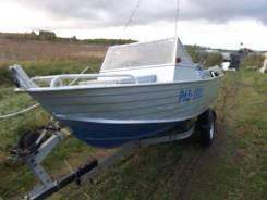 Wellboat. Год: 2007 год, длина 4,50м., двигатель подвесной, 30,00л.с., бензин