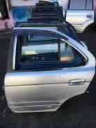 Дверь боковая. Nissan Sunny, FNB14, B14, FB14