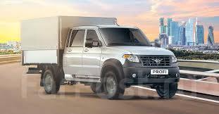 УАЗ Профи. УАЗ (Profi), 2 700 куб. см., 1 500 кг.