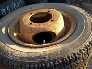 Комплект колес 145 / 80R12 Bridgestone Blizzak mz -02. Отправлю в реги. 5.5x12 4x139.70 ET-98 ЦО 110,0мм.