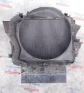 Радиатор охлаждения двигателя. Nissan Atlas, P2F23 Двигатель TD27