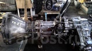 МКПП. Nissan Datsun Двигатель TD27