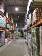 Холодные и теплые помещения от 100 руб/кв. м. Под склад или производств. 5 100 кв.м., переулок Производственный 12, р-н Железнодорожный