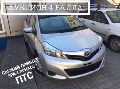 Toyota Vitz. вариатор, передний, 1.0 (69 л.с.), бензин, 52 тыс. км, б/п