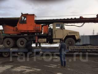 IPD-30, 1989. Бурильно-сваебойная машина, 10 000 куб. см., 10 000 кг.