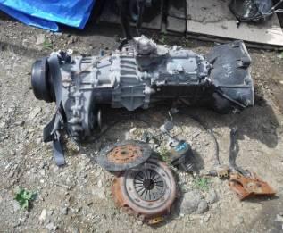 МКПП. Nissan Safari, VRGY60 Двигатели: TD42, TD42T