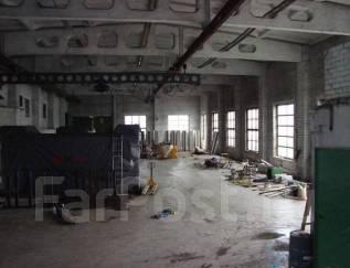 Продается офисное и производственно-складское здание. Улица Сахалинская 4, р-н п. Угловое, 1 881кв.м.