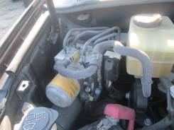 Блок abs. Toyota Harrier Hybrid, MHU38W Lexus RX400h, MHU38 Двигатель 3MZFE